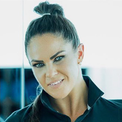 Dani Calvert - Managing Director, Level Up Fitness, UAE