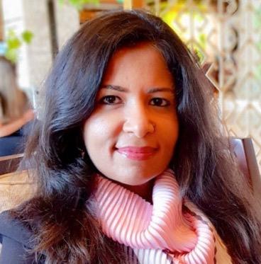 Namrata Balwani - Startup Mentor, UAE